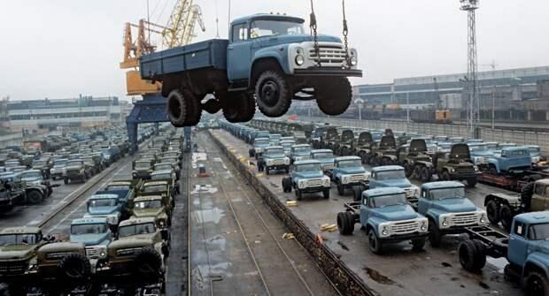 Почему ЗИЛ начал «угасать» перед самым распадом СССР
