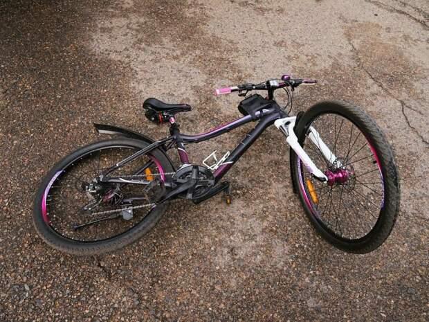 Водитель хэтчбека Toyota Prius сбил велосипедиста в Борзе