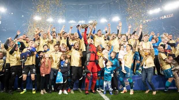 Не футболом единым жив «Зенит»: 2021-й год может стать самым успешным в истории империи