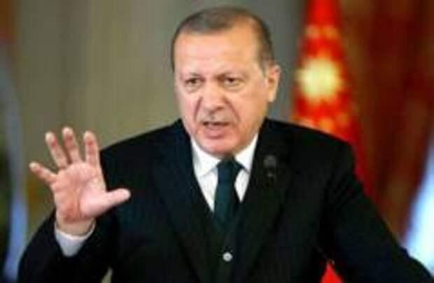 Эрдоган отклонил закон о туристическом налоге