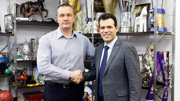 Итудис продлил контракт сЦСКА до2023 года