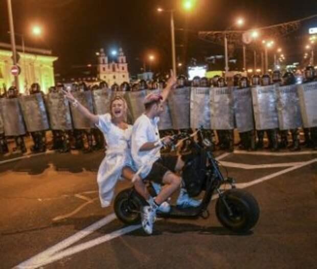 Почему Европе не следует поддерживать протесты в Белоруссии