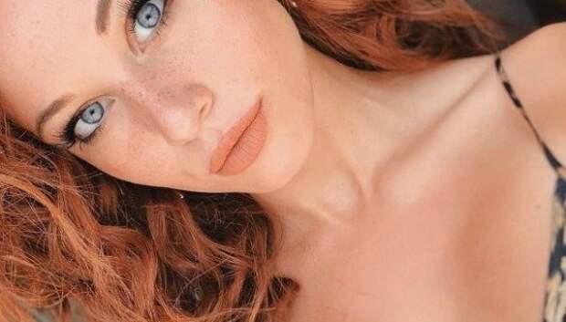 Поцелованные солнцем: 25 фото горячих девушек с веснушками