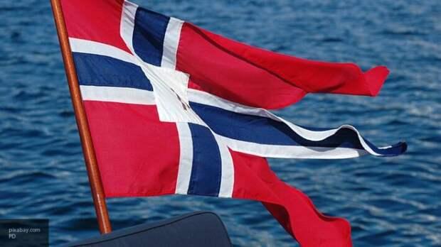 В Норвегии раскрыли, зачем российские корабли ходят кругами у норвежского побережья