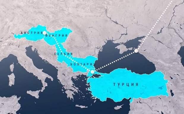 Газовый обход Украины: Киев думал, что переиграл «Газпром», но вышло наоборот