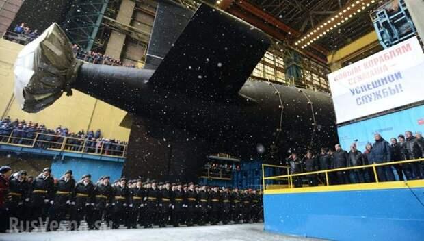 Эксперт перечислил преимущества принятой на вооружение ВМФ подлодки «Казань»