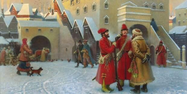 1662. Лихие люди (начало)