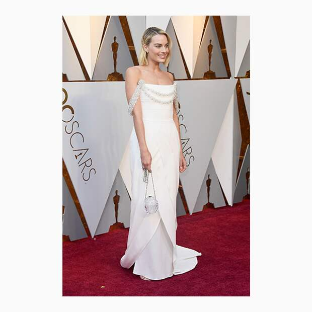 Марго Робби на церемонии «Оскар»-2018
