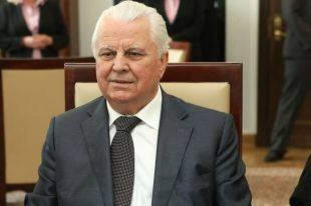 Кравчук предложил заменить понятие «особый статус» для Донбасса