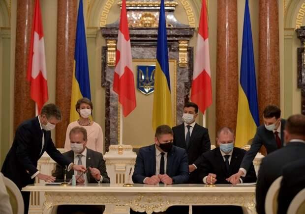 Вильд рассказал, сколькоШвейцария заплатит, чтобы вернуть ЛДНР в Украину