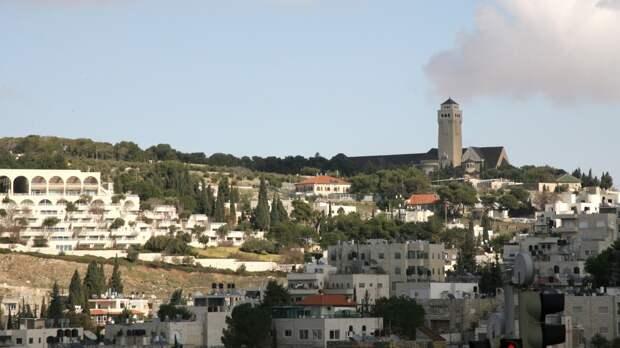 Израильские военные заявили о ракетном ударе с территории Сирии