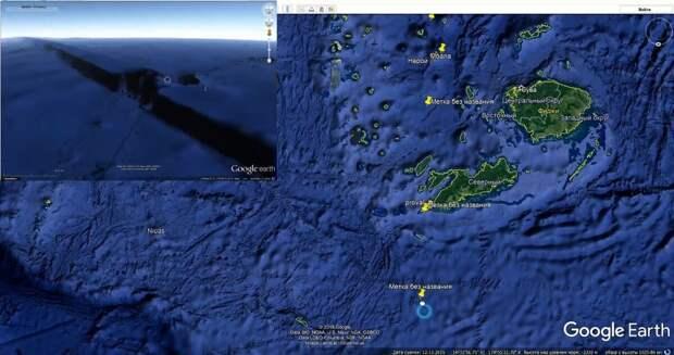 Острова Фиджи.