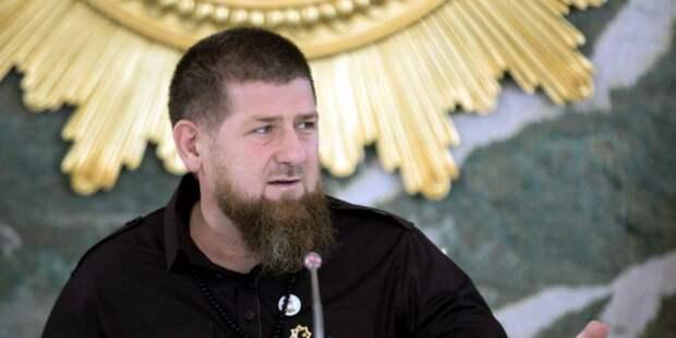 """Кадыров оценил видео с """"чеченцами"""", помывшими обувь в православном источнике"""