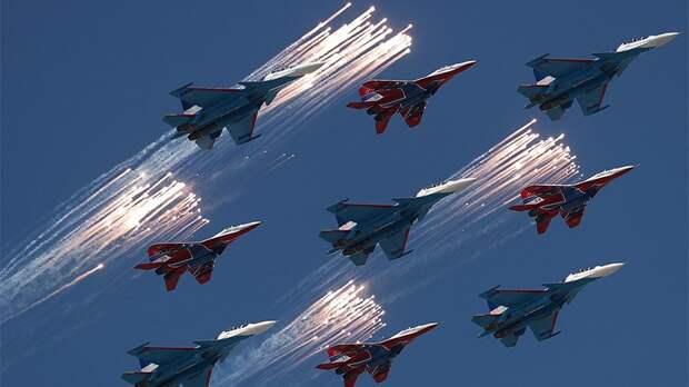 ВКС России отстают от Североатлантического альянса, несмотря на модернизацию