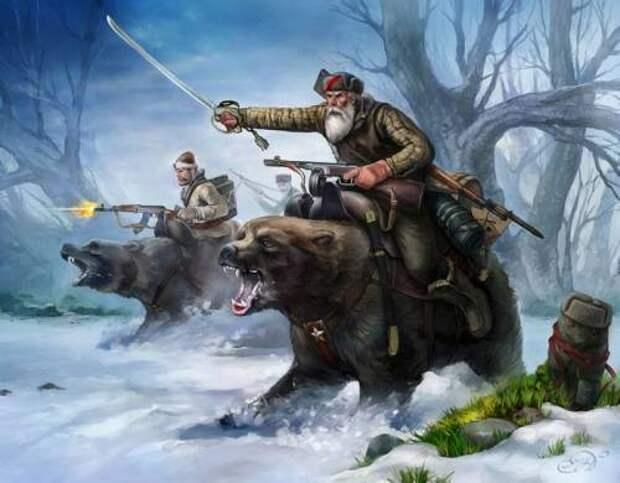 «Русские идут!» (как русофобия довела до самоубийства министра обороны США)
