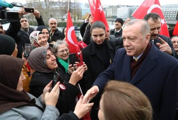 Турция готовится объявить свой суверенитет надсеверной частью Сирии