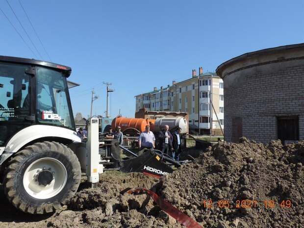 В Парабельском районе ввели режим ЧС из-за аварии на канализации