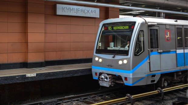 Человек погиб под колесами поезда в московском метро