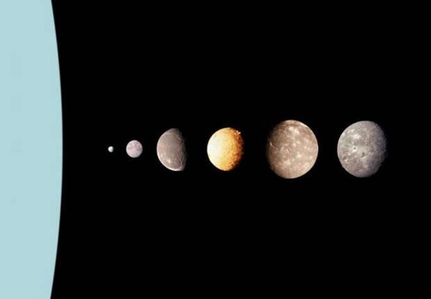 Существуют ли скрытые океаны и на лунах Урана?