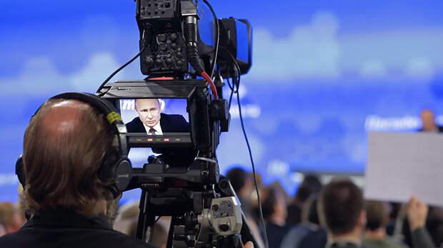 США зажали себя в тиски. Западные СМИ ждут ответа Путина Байдену