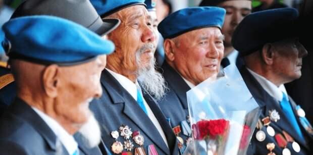 665 ветеранов Великой Отечественной войны осталось по состоянию на 1 мая в Казахстане