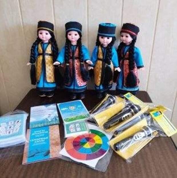 Куклы, говорящие и поющие на бурятском языке, поступят в детсады УОБО в Приангарье