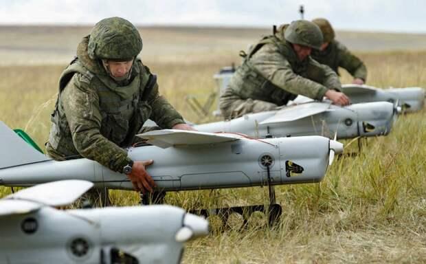 В российских военных вузах открываются факультеты беспилотной авиации