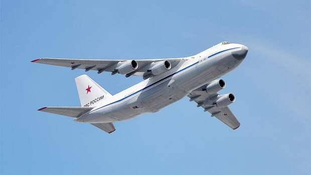 В России начали создавать самолет на смену Ан-124 «Руслан»