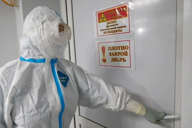 Плюс 167 за сутки: в Краснодарском крае прибавилось ковид-пациентов