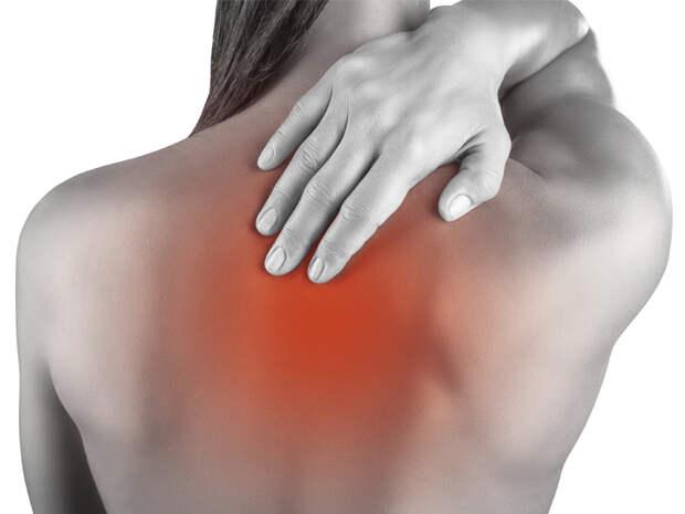 Как масло и соль помогают от остеохондроза.