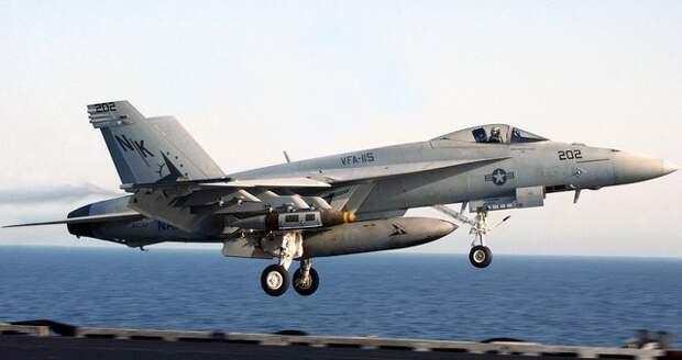 Super Hornet («Супер Шершень»)