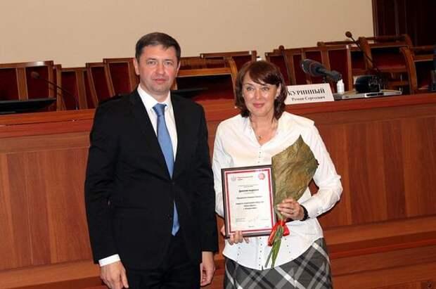 В Краснодаре наградили победителей VII Краевого конкурса «Сделано на Кубани»