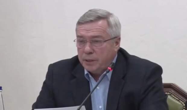 Голубев прокомментировал оцепление рынков вРостовской области