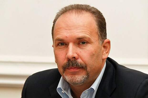 Мень подал заявление об отставке с поста аудитора Счётной палаты