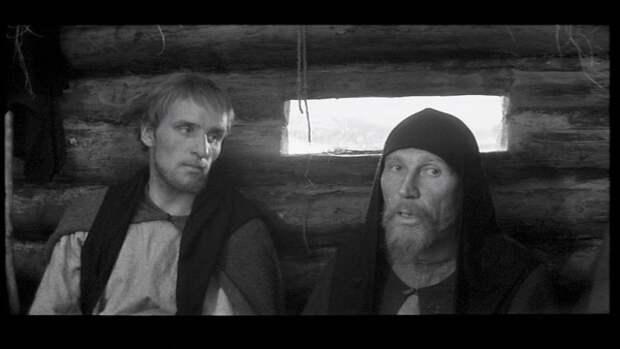 Кадр из фильма Андрея Тарковского «Андрей Рублев»