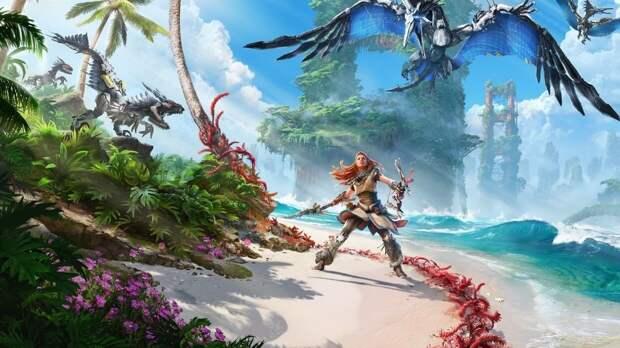 Sony планирует выпустить новую Horizon Forbidden West уже в 2021 году