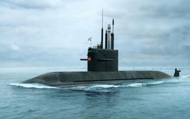В США рассказали о советских подлодках проекта 633