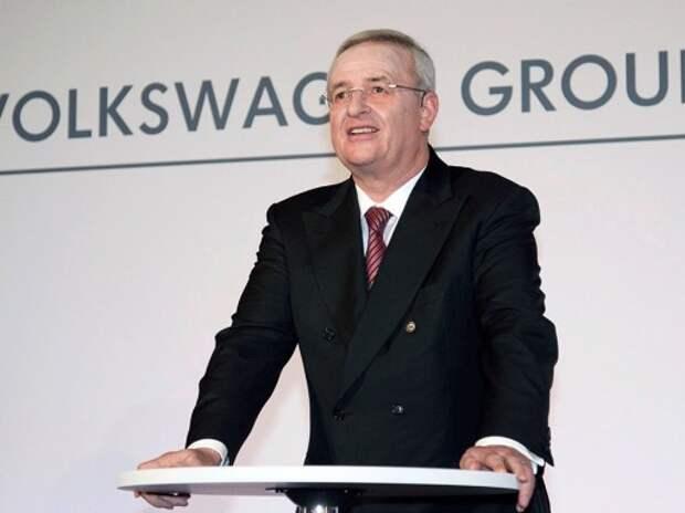 Глава концерна VW назвал ужесточение эконорм опасным