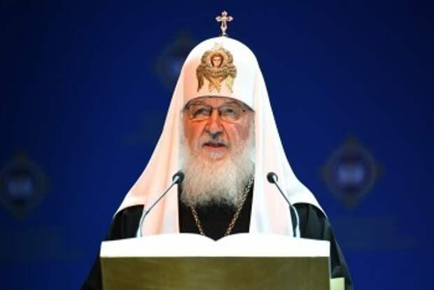 Патриарх Кирилл предложил женщинам альтернативу абортам