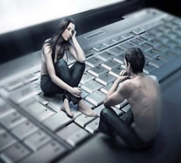 Они познакомились в Интернете— она искала любовь, он любовницу...