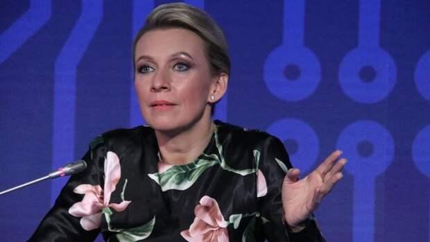 """Захарова назвала заявление Путина о """"Северном потоке — 2"""" главным прорывом ПМЭФ"""