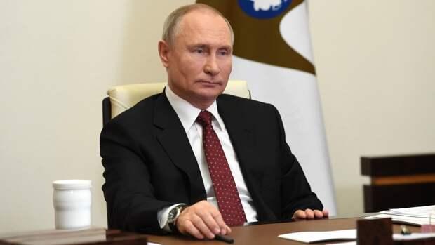 Писатель Комков номинировал Путина на Нобелевскую премию за борьбу с коронавирусом