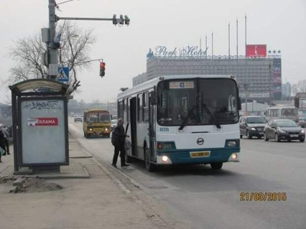 Еще три выделенные полосы появятся в Нижнем Новгороде