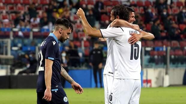 Сборная Италии не проигрывает на протяжении 26 матчей. До повторения рекорда — 4 игры