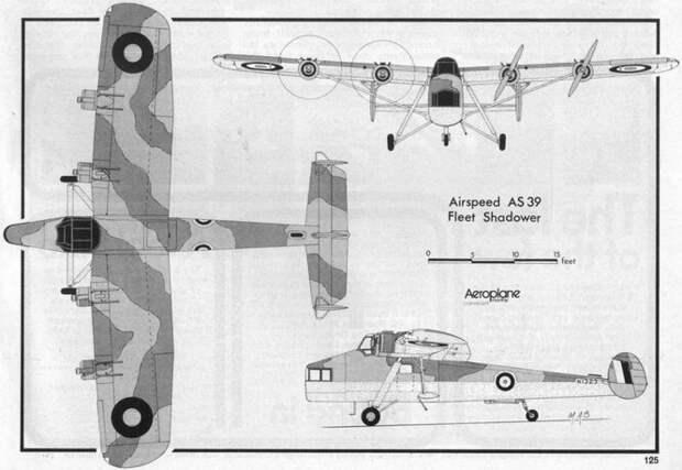 General Aircraft G.A.L. 38 Fleet Shadower – один из самых узкоспециализированных планеров-разведчиков в истории Второй мировой. Он был разработан специально чтобы запускаться с авианосцев и бесшумно следовать за вражеским флотом ночью на очень низкой скорости. 38 Fleet Shadower долго дорабатывали и испытывали, но в конце концов решили закрыть программу.