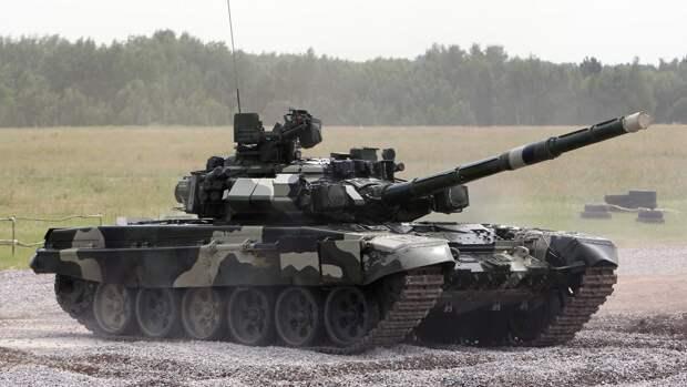 В NI рассказали о чертовски хорошем российском танке