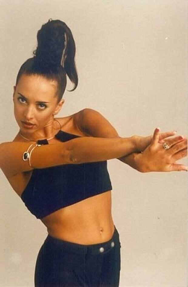 Незабываемая Жанна Фриске в 90-ые годы.