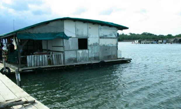 Дом бедного рыбака