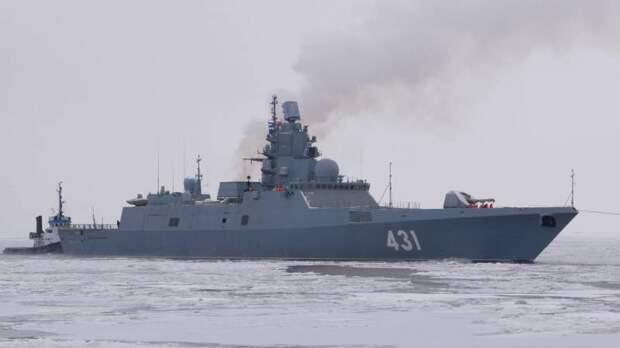 Главные достижения российского кораблестроения в 2020 году