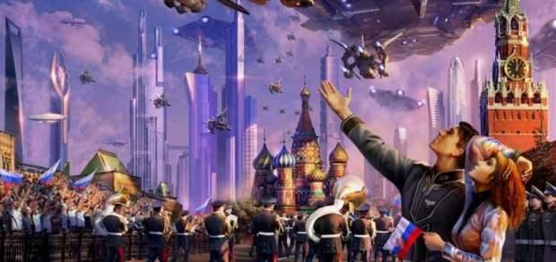 Весь мир горит, а России хорошо
